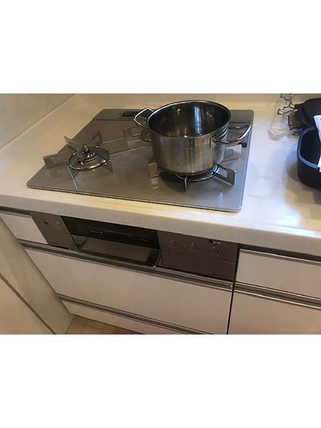 施工後給湯器